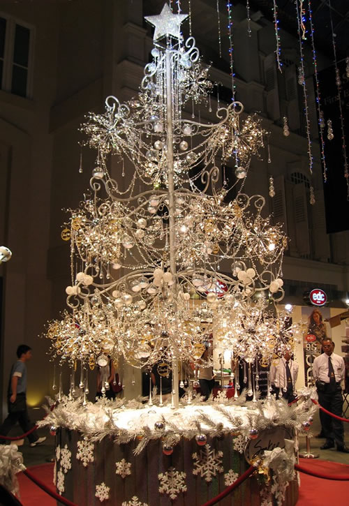 world most expensive christmas tree 7 Unusual Christmas Trees