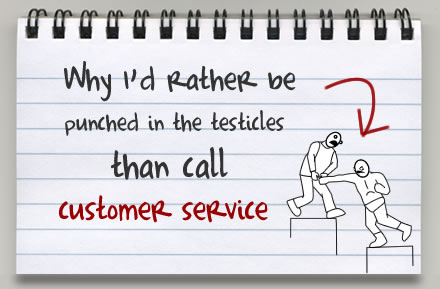 customer service big1 Customer Service? Hell No!