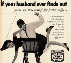 a96674 ifyourhusband 300x266 Vintage Advertising   Ah, the Good Old Days!