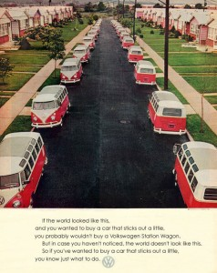 vw if the world1 238x300 Vintage Advertising   Ah, the Good Old Days!