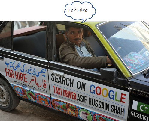 Asif 21 Google My Ride!