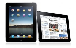 ipad from apple site 300x191 iPad to Hit Stores on April 3rd