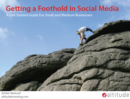 Getting a Foothold in Social Media 16 Free eBooks on Social Media