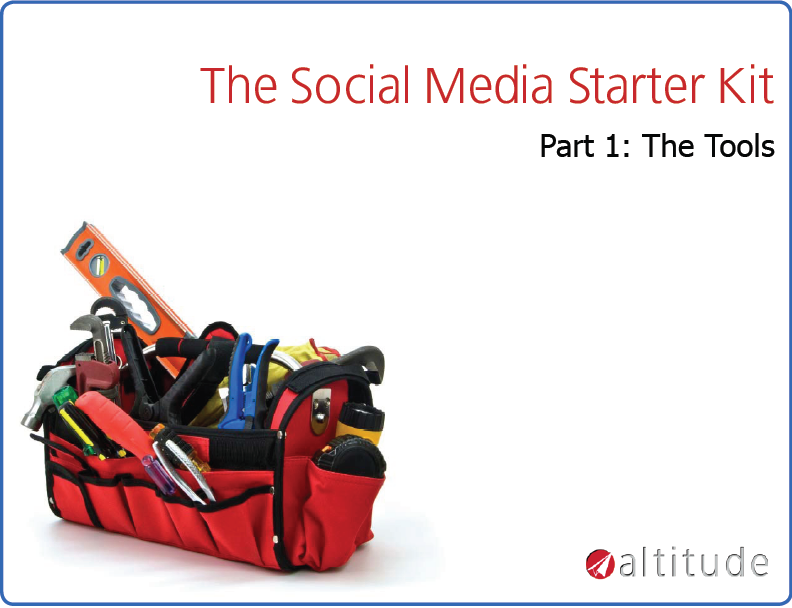 The Social Media Starter Kit 16 Free eBooks on Social Media