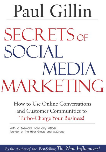 secrets of social media marketing1 18 Great Books on Social Media (Part 3)