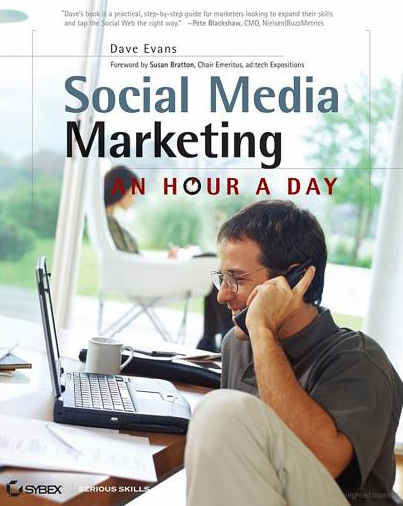 social media marketing an hour a day 18 Great Books on Social Media (Part 1)