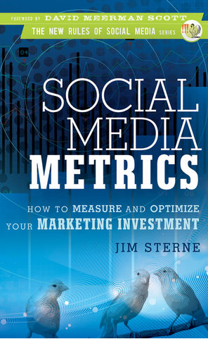 social media metrics 18 Great Books on Social Media (Part 2)