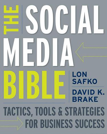 the social media bible 18 Great Books on Social Media (Part 1)