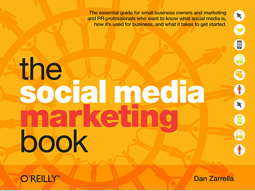the social media marketing book 18 Great Books on Social Media (Part 2)
