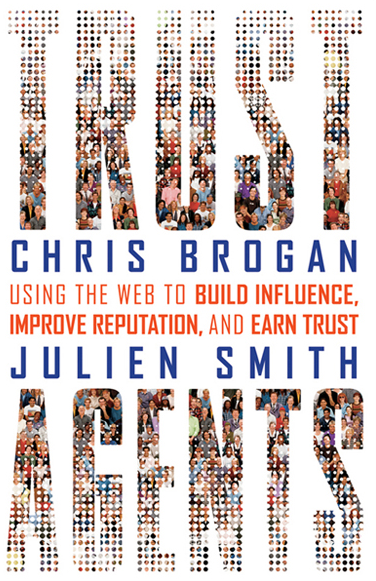 trust agents 18 Great Books on Social Media (Part 1)
