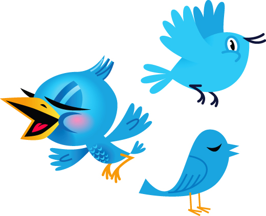 twitter birds Twitter No Nos: To Tweet & Not to Tweet!