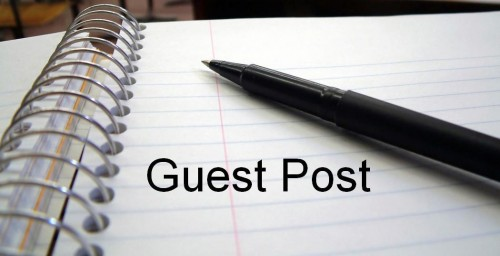 guest post My First Guest Post!