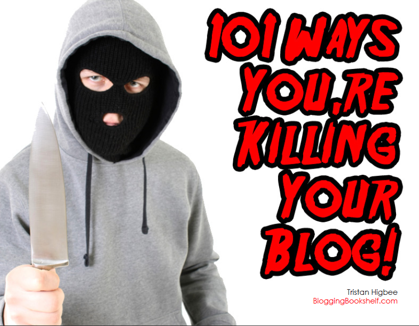 101 Ways Youre Killing Your Blog1 9 Free eBooks on Social Media