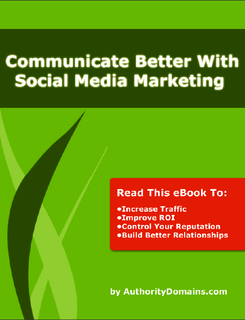 Communicate Better with Social Media Marketing 9 Free eBooks on Social Media
