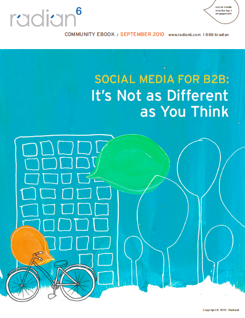 Social Media for B2B1 9 Free eBooks on Social Media