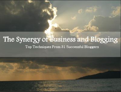 the synergy of business and blogging SuperPost Sunday   Weekly Roundup #13