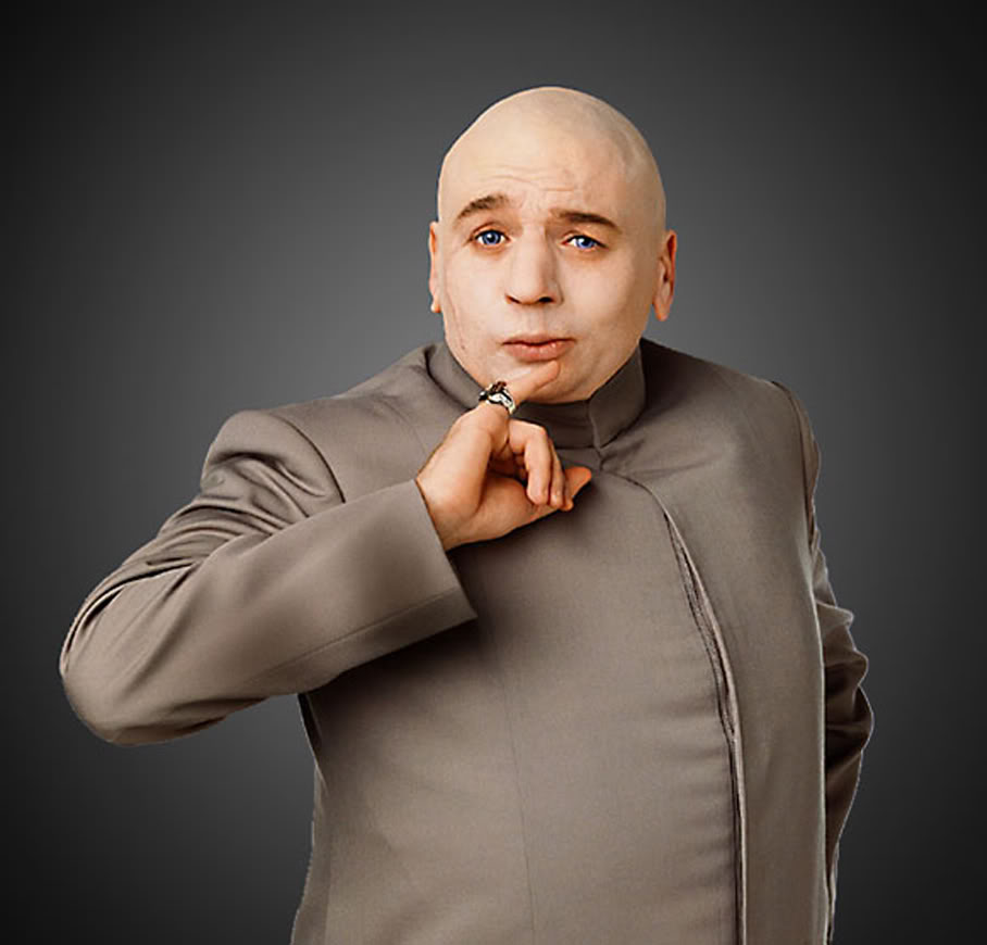 Dr. Evil1 Bring IT! What Are Your Favorite Technology Predictions that Were Wrong?