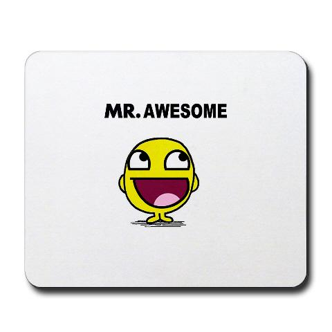 Mr. Awesome Greatness Around the Blogosphere and My Top June (S)Talker